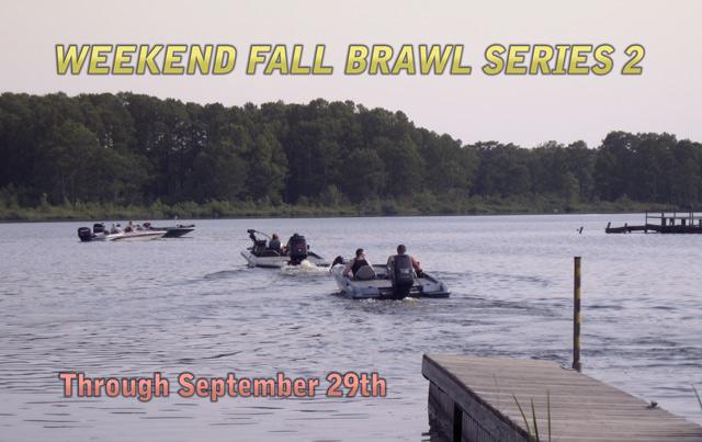 Ed Allen's bass fishing tournament blast off
